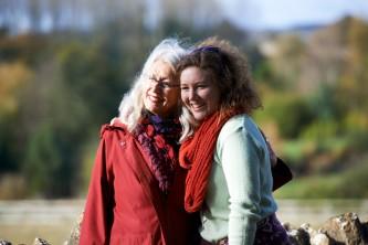 Sylvie and Madie
