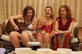 Les trois chanteuses