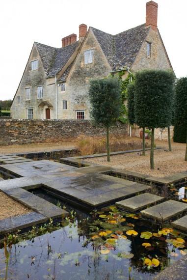 November, Walcot House, Charlbury, Oxfordshire, UK