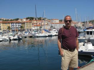 August, Port Vendres, France
