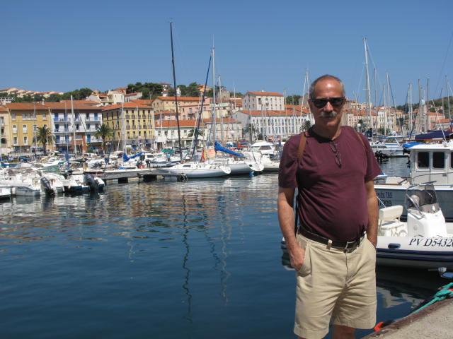 August, Port Vendres, France