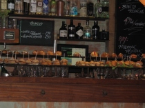 Pintxos bar, San Sebastian, Spain