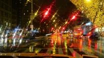Rainy night in NYC