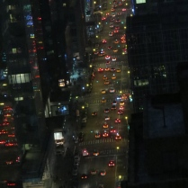 6th Ave. from the 45th floor