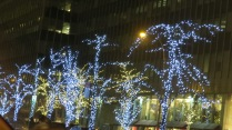 Festive in the city