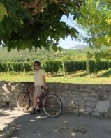 JV Women's Tour de France, Vineyard pause