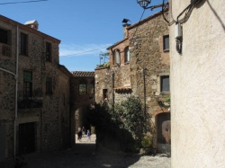 Old stone houses dating to 11th and 12th centuries